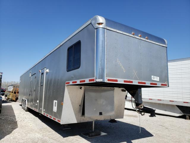 Featherlite Mfg Inc Trailer salvage cars for sale: 2002 Featherlite Mfg Inc Trailer