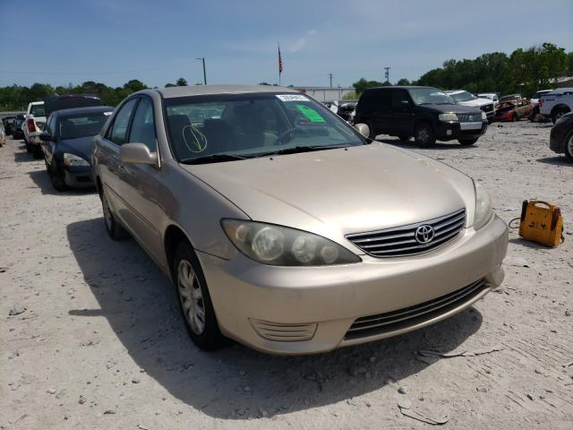 Salvage cars for sale from Copart Montgomery, AL: 2005 Toyota Camry LE