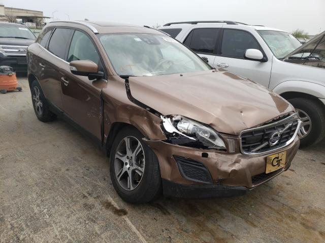 Salvage cars for sale from Copart Tulsa, OK: 2013 Volvo XC60 T6