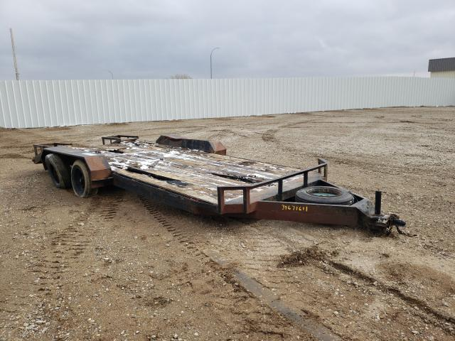 Salvage cars for sale from Copart Bismarck, ND: 2005 Other Othertrail