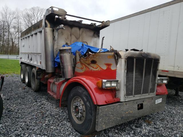 Salvage cars for sale from Copart Grantville, PA: 1992 Peterbilt 357
