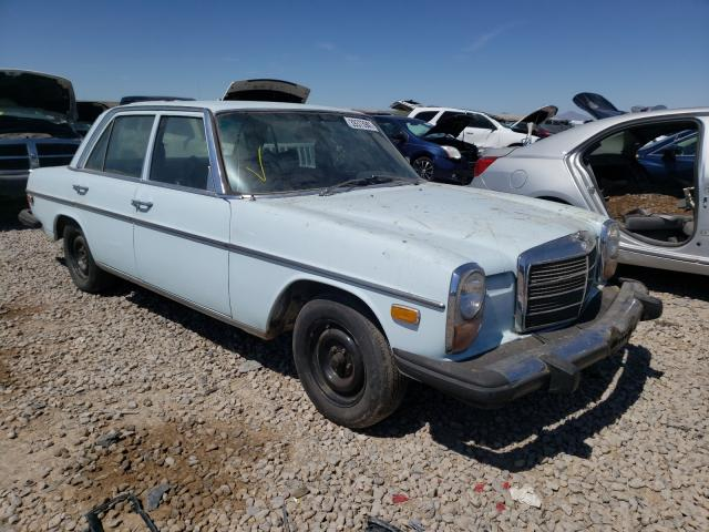 Salvage cars for sale from Copart Magna, UT: 1974 Mercedes-Benz 240 D