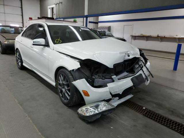 Salvage cars for sale from Copart Pasco, WA: 2010 Mercedes-Benz C 300 4matic