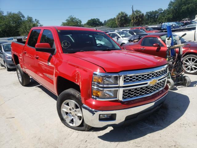 Salvage cars for sale from Copart Punta Gorda, FL: 2014 Chevrolet Silverado