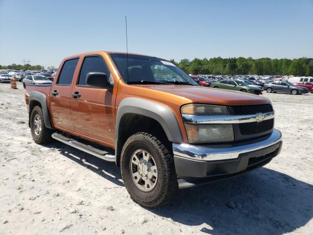 Salvage cars for sale from Copart Loganville, GA: 2007 Chevrolet Colorado