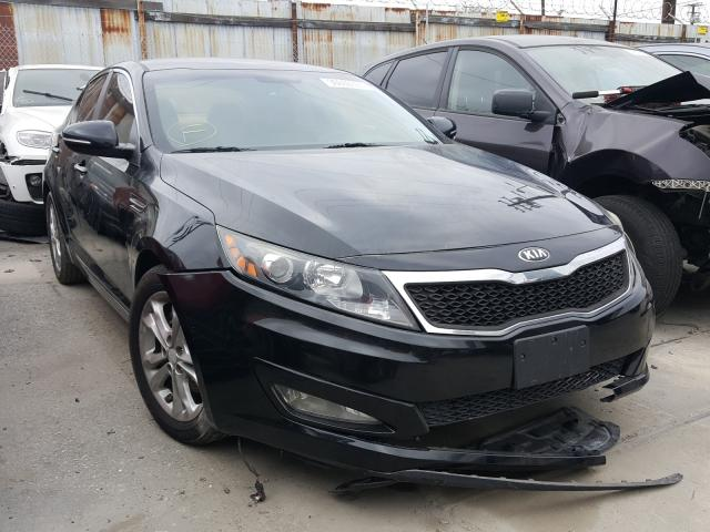 Salvage cars for sale from Copart Los Angeles, CA: 2013 KIA Optima LX