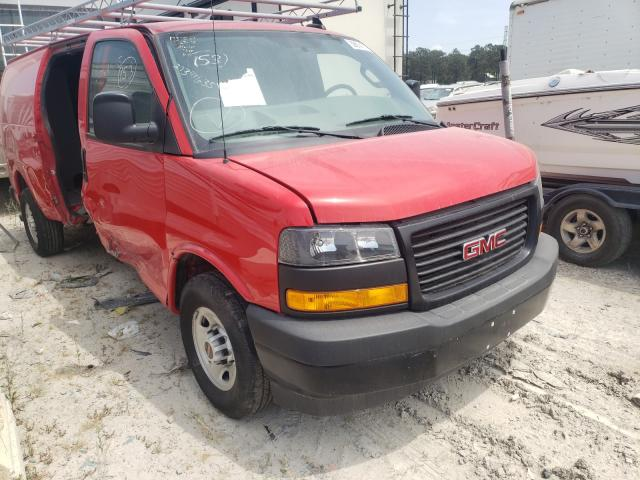 GMC Savana G35 salvage cars for sale: 2018 GMC Savana G35