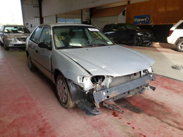 Salvage cars for sale from Copart Angola, NY: 2001 Toyota Corolla CE