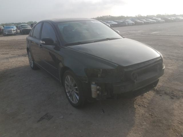 Salvage cars for sale from Copart Temple, TX: 2009 Volvo S40 2.4I