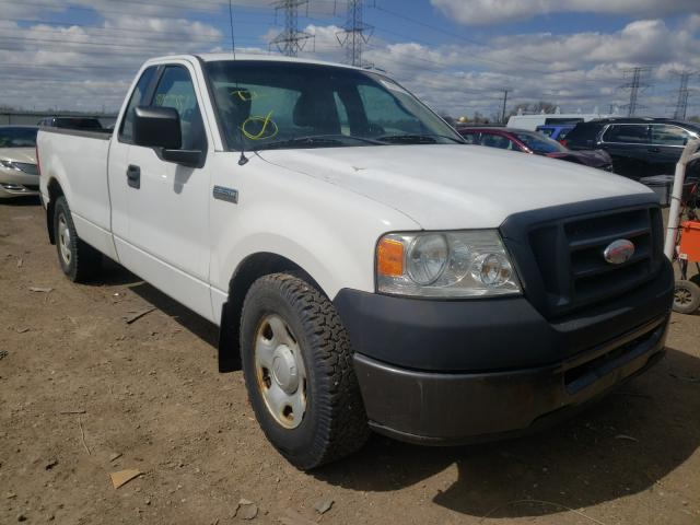 Salvage cars for sale from Copart Elgin, IL: 2008 Ford F150