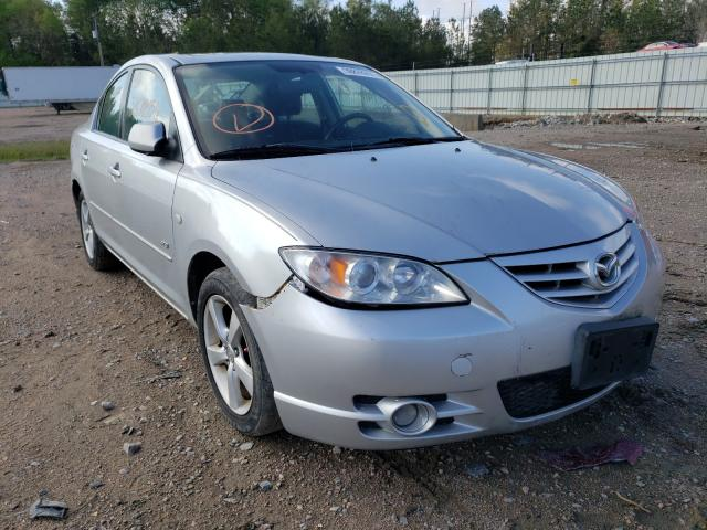 Mazda 3 S salvage cars for sale: 2005 Mazda 3 S