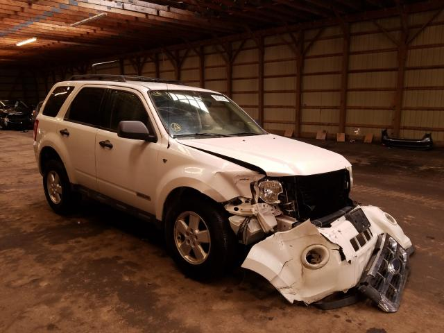 Salvage cars for sale from Copart London, ON: 2008 Ford Escape XLT