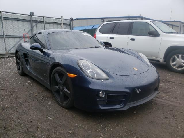 2014 Porsche Cayman for sale in Finksburg, MD