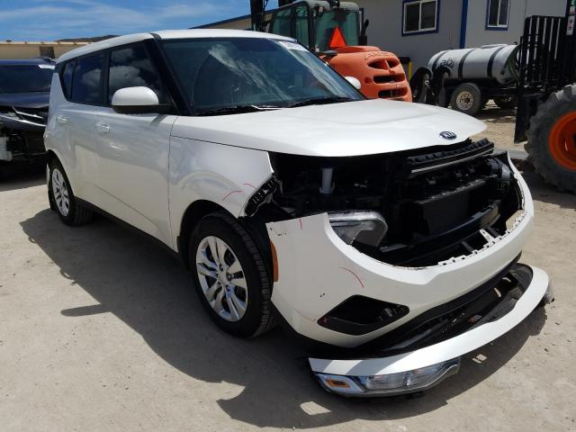 Salvage cars for sale from Copart Kapolei, HI: 2020 KIA Soul LX