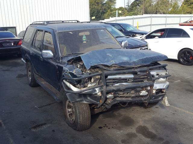 Salvage cars for sale from Copart Vallejo, CA: 1994 Toyota 4runner