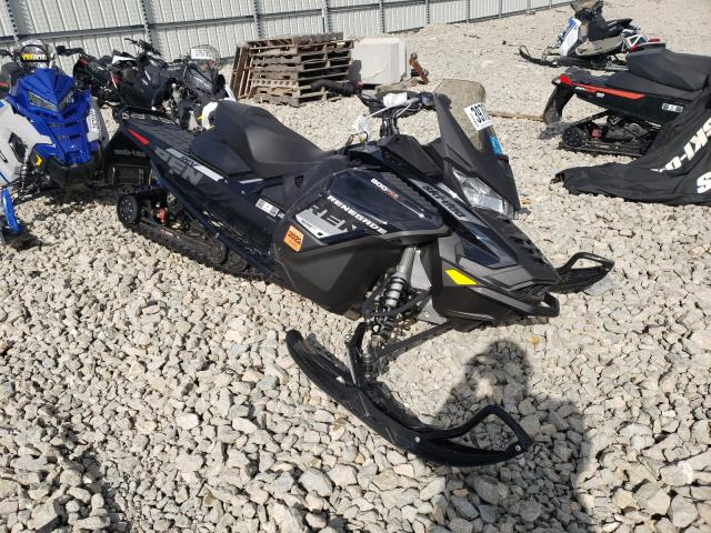 Salvage cars for sale from Copart Appleton, WI: 2019 Skidoo Renegade