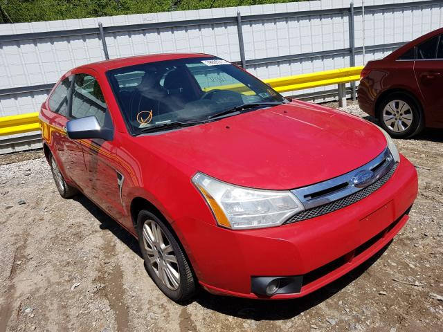 Vehiculos salvage en venta de Copart Glassboro, NJ: 2008 Ford Focus SE