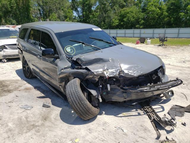 Salvage cars for sale from Copart Ocala, FL: 2019 Dodge Durango SX