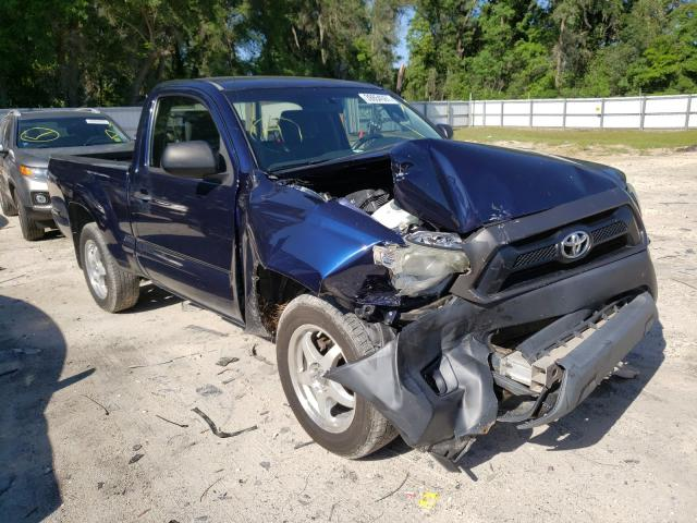 Salvage cars for sale from Copart Ocala, FL: 2012 Toyota Tacoma