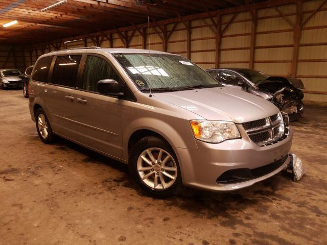 Salvage cars for sale from Copart London, ON: 2013 Dodge Grand Caravan