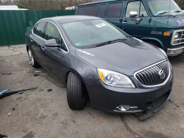 Salvage cars for sale from Copart Exeter, RI: 2013 Buick Verano