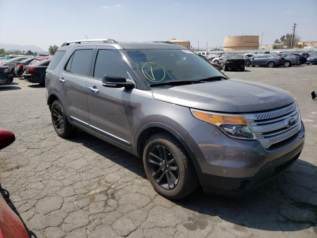 Salvage cars for sale from Copart Colton, CA: 2014 Ford Explorer X