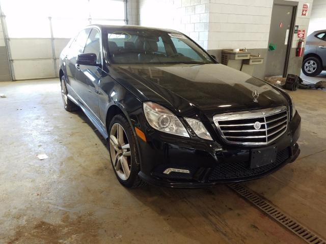 Salvage cars for sale from Copart Sandston, VA: 2011 Mercedes-Benz E 550 4matic