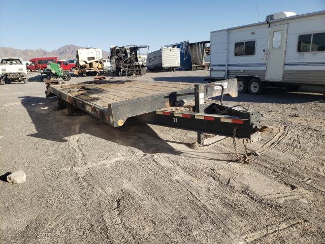 Contender salvage cars for sale: 2008 Contender Trailer