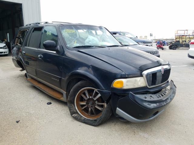 Lincoln Navigator salvage cars for sale: 2000 Lincoln Navigator