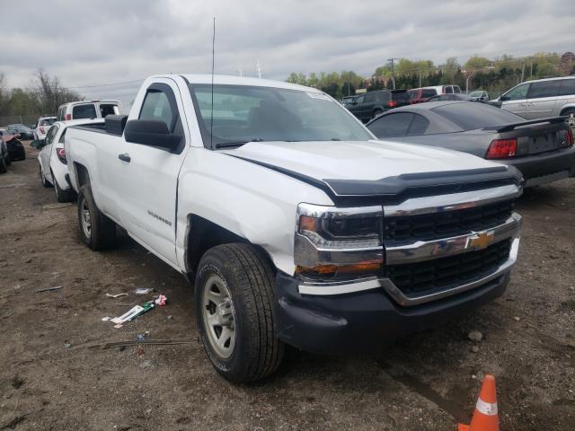 2017 Chevrolet Silverado en venta en Baltimore, MD