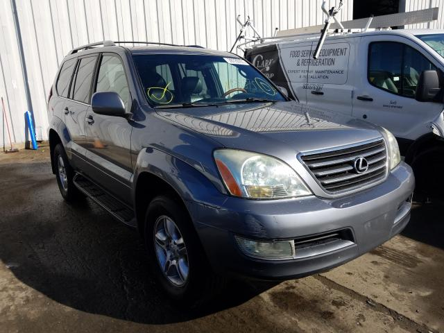 Salvage cars for sale from Copart Windsor, NJ: 2006 Lexus GX 470