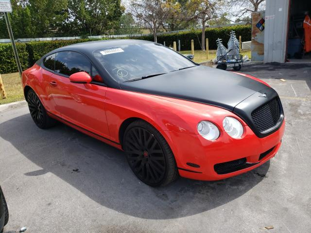 Bentley Vehiculos salvage en venta: 2005 Bentley Continental