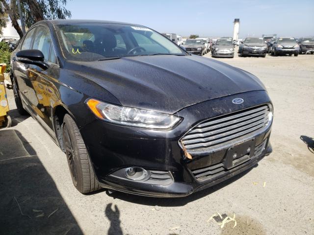 Vehiculos salvage en venta de Copart Martinez, CA: 2016 Ford Fusion SE