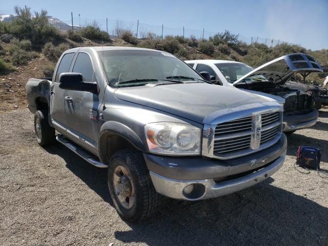 Salvage cars for sale from Copart Reno, NV: 2008 Dodge RAM 2500 S