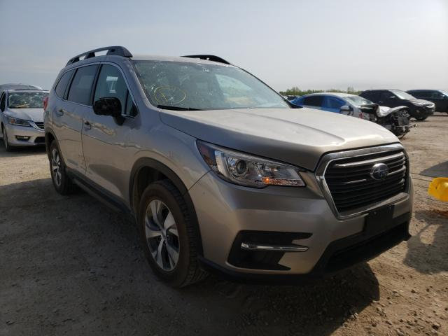 Salvage cars for sale from Copart Temple, TX: 2019 Subaru Ascent PRE