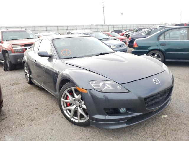 Salvage cars for sale from Copart Albuquerque, NM: 2008 Mazda RX8