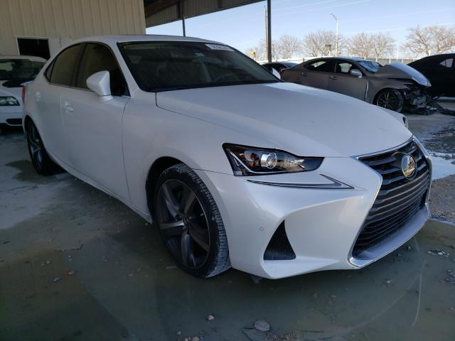 Salvage cars for sale from Copart Homestead, FL: 2019 Lexus IS 300