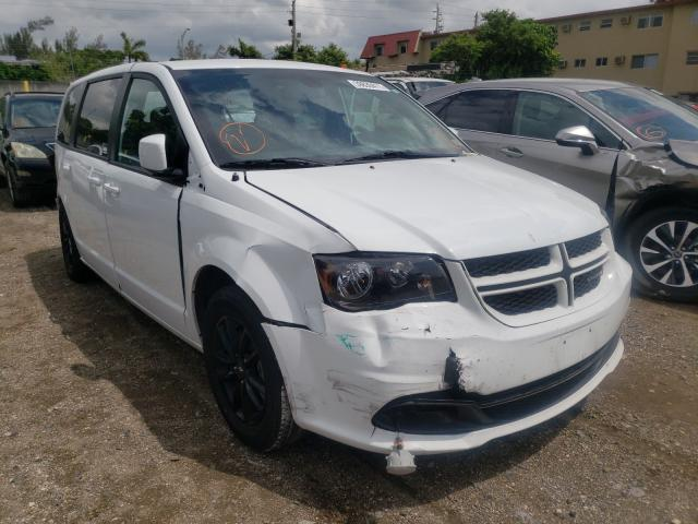 Salvage cars for sale from Copart Opa Locka, FL: 2020 Dodge Grand Caravan