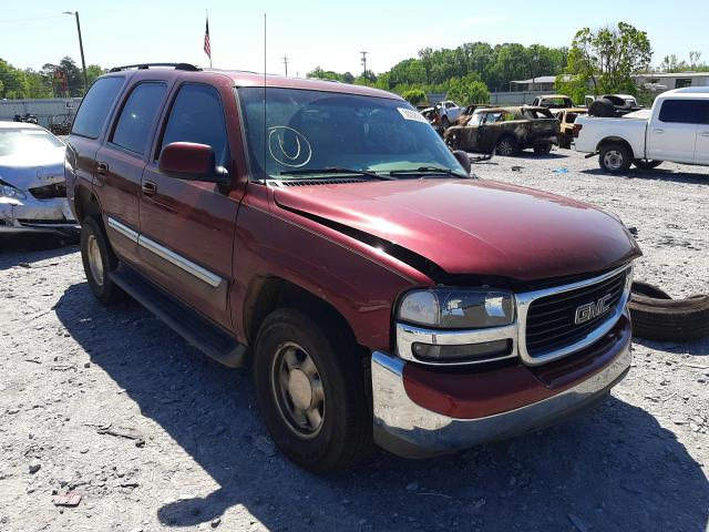 Salvage cars for sale from Copart Montgomery, AL: 2003 GMC Yukon