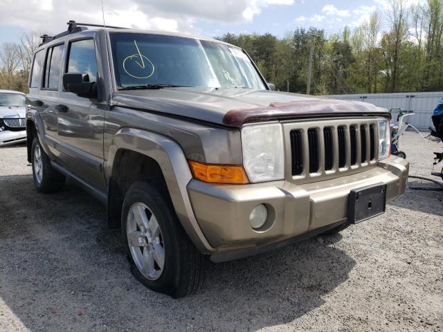 Jeep Vehiculos salvage en venta: 2006 Jeep Commander