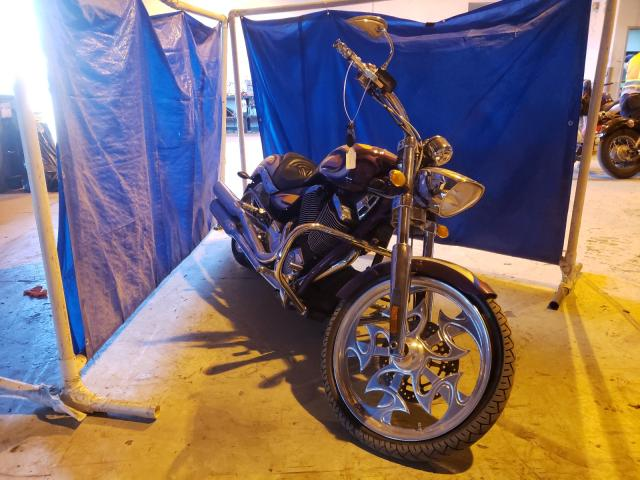 Victory salvage cars for sale: 2008 Victory Ness Jackp