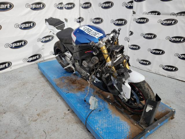BMW salvage cars for sale: 2017 BMW S 1000 RR