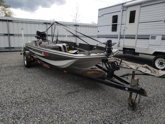 Salvage cars for sale from Copart Fredericksburg, VA: 1985 Skeeter Boat