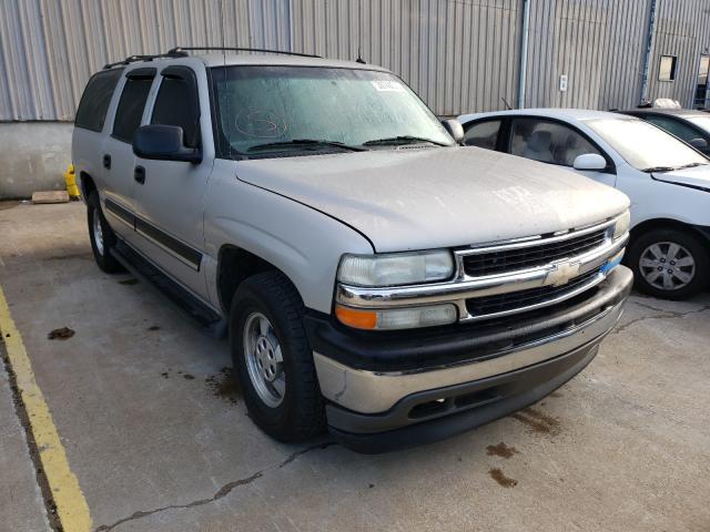Chevrolet Suburban salvage cars for sale: 2005 Chevrolet Suburban