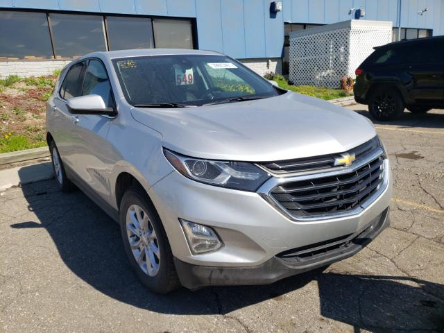 Vehiculos salvage en venta de Copart Woodhaven, MI: 2020 Chevrolet Equinox LT