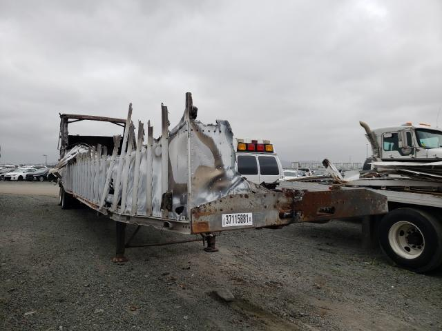 Salvage cars for sale from Copart San Diego, CA: 2008 Western Star Dump Trailer