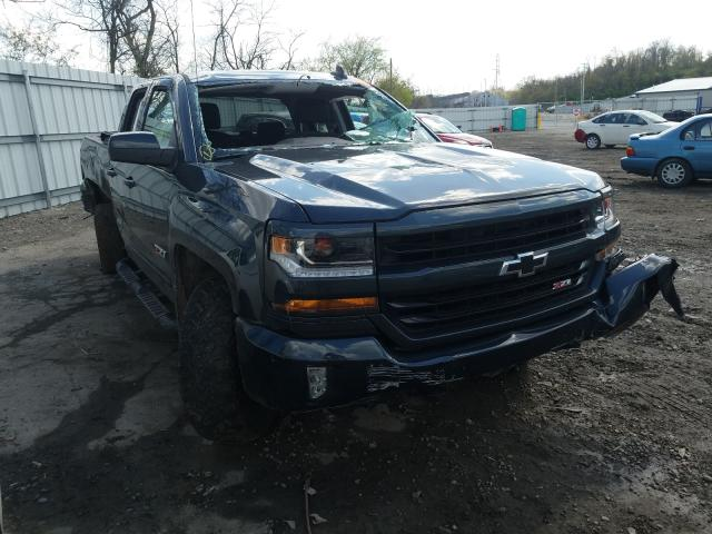 Salvage cars for sale at West Mifflin, PA auction: 2019 Chevrolet Silverado