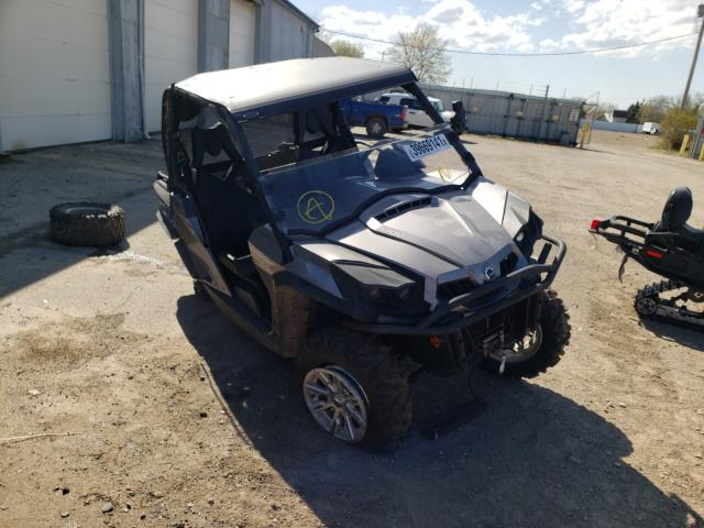 Salvage cars for sale from Copart Davison, MI: 2014 Can-Am ATV
