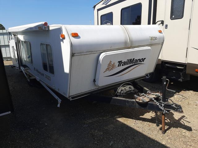 Trailers Vehiculos salvage en venta: 2001 Trailers Mobile