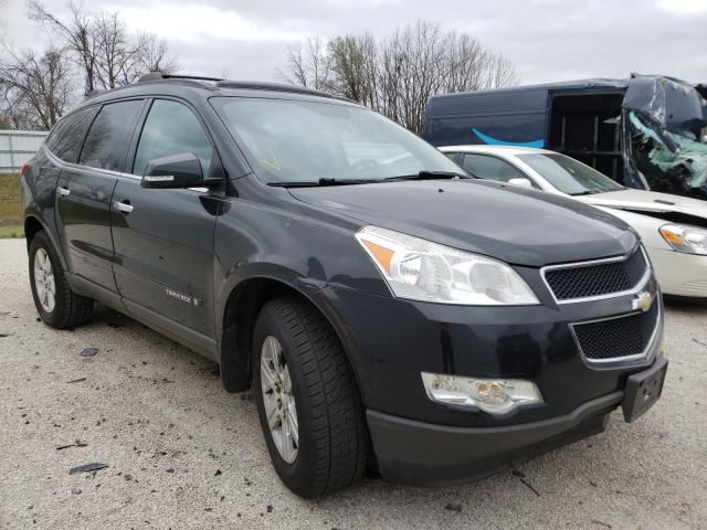 Salvage cars for sale from Copart Cudahy, WI: 2009 Chevrolet Traverse L